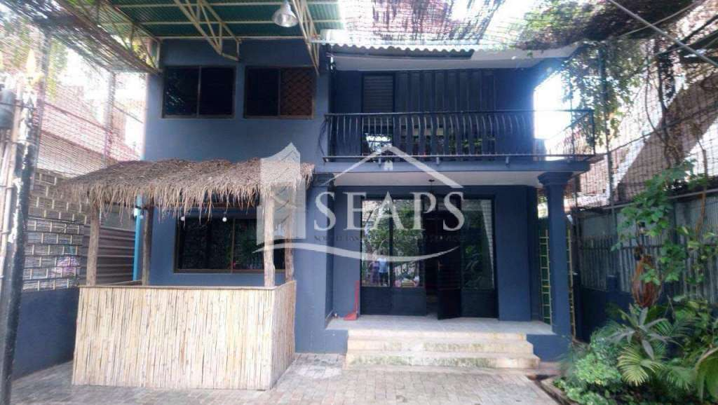 HOUSE FOR RENT -  SALA KAMRUK - SIEM REAP