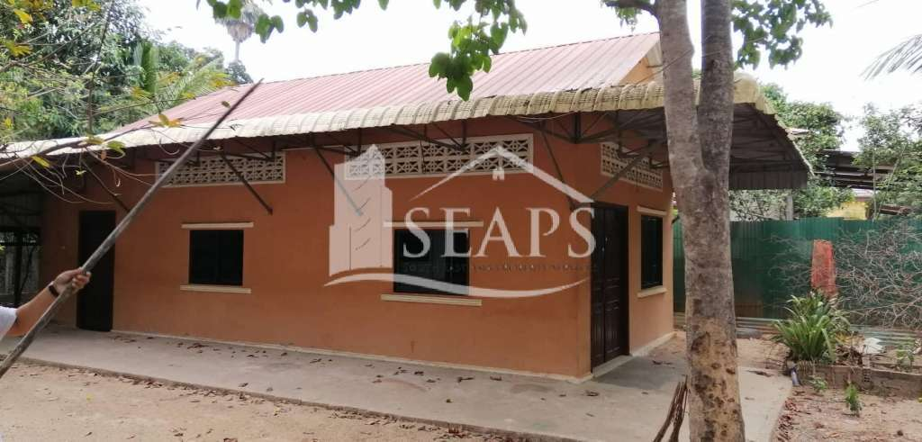 2 HOUSES FOR SALE IN SIEM REAP