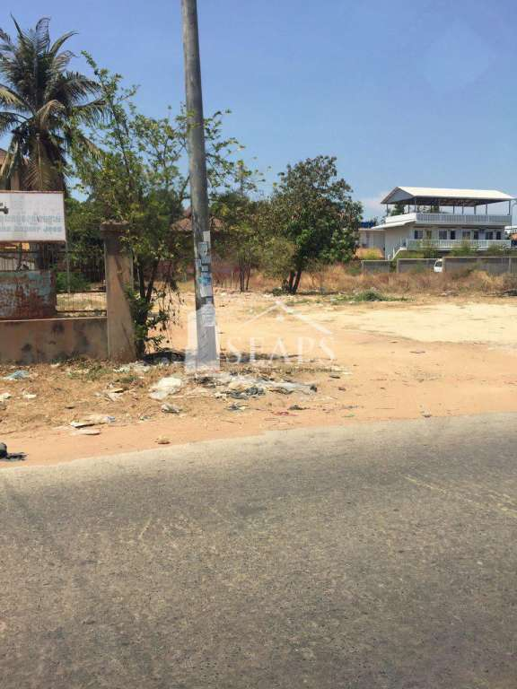 LAND FOR SALE  -  SALA KONSAENG - SIEM REAP
