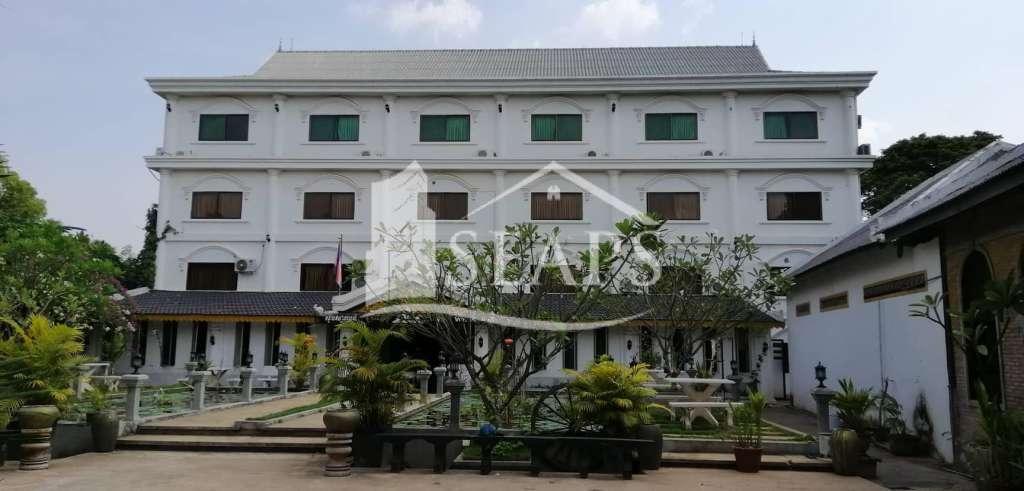 BOUTIQUE HOTEL FOR SALE - SIEM REAP