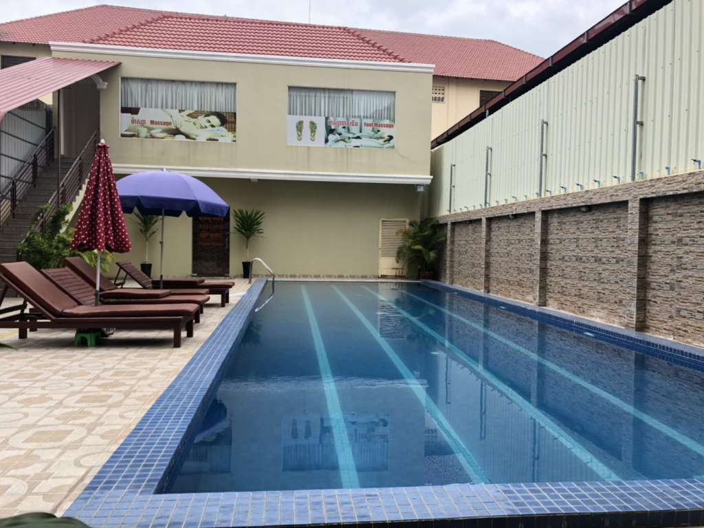 Guesthouse for sale Teuk Thla NorthBridge