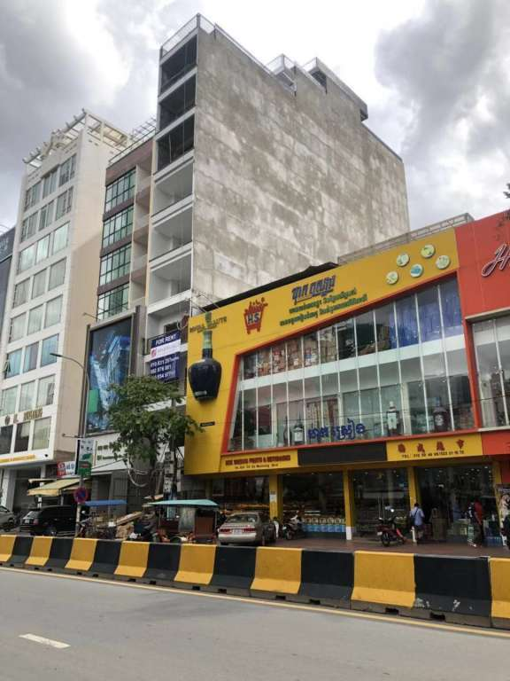 Commercial Building for rent in BKK 2
