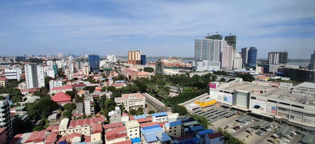 Rental Apartment in Khan Chamkamon, Phnom Penh