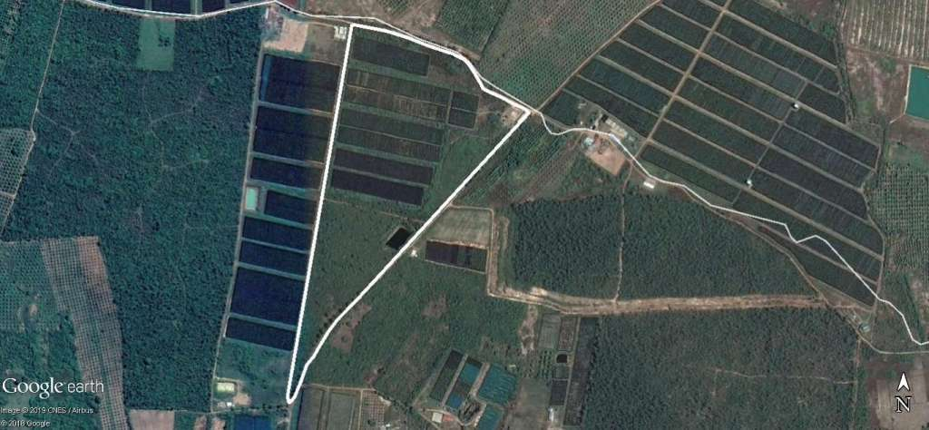 Land for sale in Damnak Changeur, Kep Province