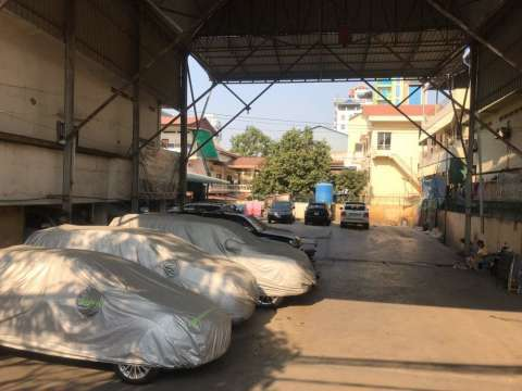 Rental Warehouse Chamkarmon