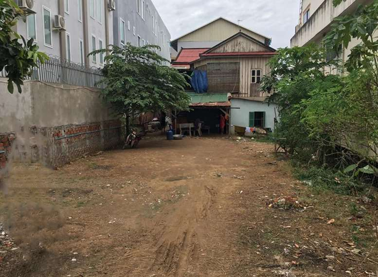 Vacant Land for Sale in Ta Kmao