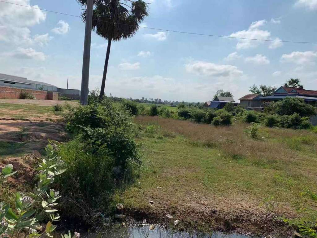 Land for Sale- Angk Snoul, Kandal Province