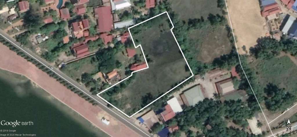 Sale Residential land Kampot