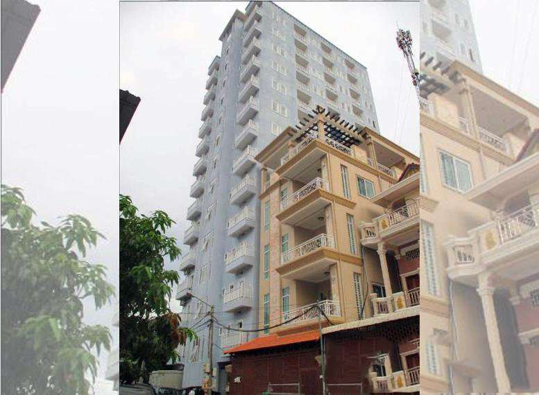 Condo for Sale $52,000 in Toul Tumpong, Phnom Penh
