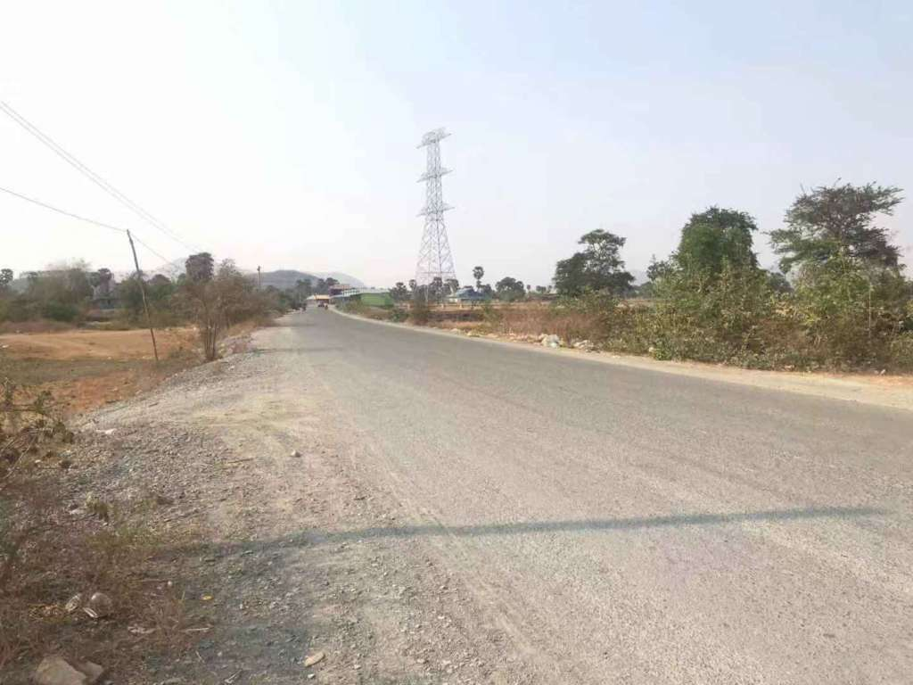 Land for Sale in Samrong Tong