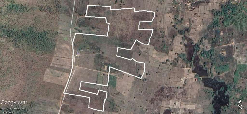 Land for sale in Chumkiri, Kampot Province
