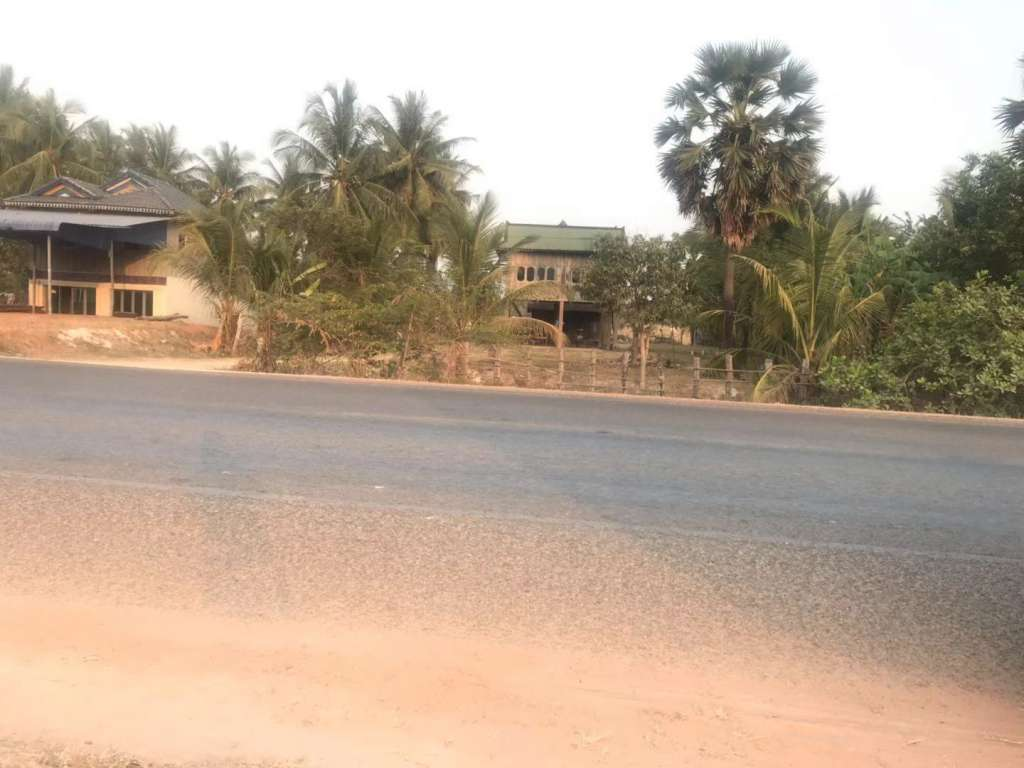 Agriculture land for sale in Chum Kiri