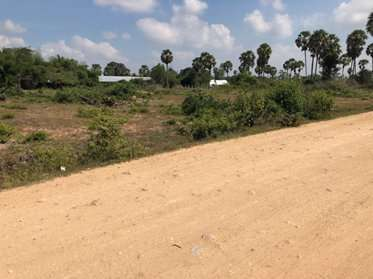 Industrial land for sale in Oudong Kampong Speu