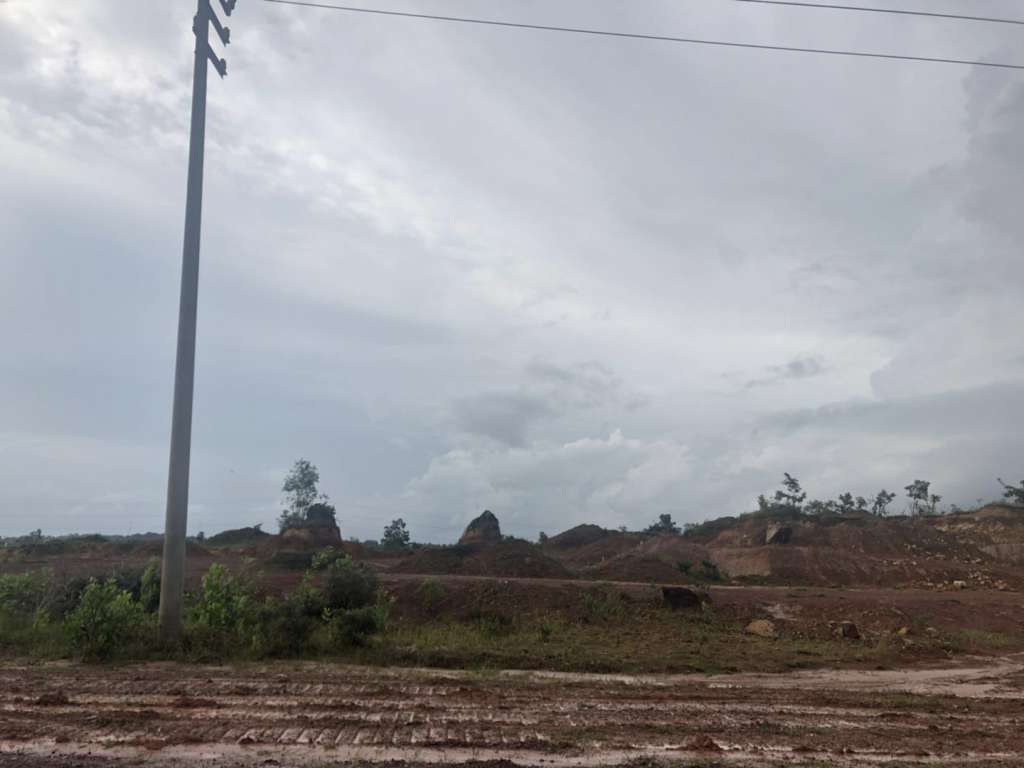 Land for sale Steung Hov Special Economic Port