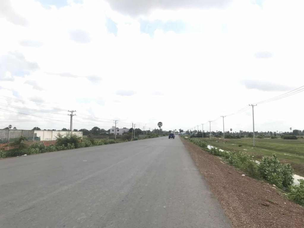 Industrial land for sale in Samrong Tong