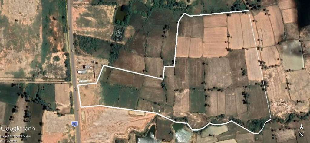 Land for Sale in Kong Pisei, Kampong Speu Province