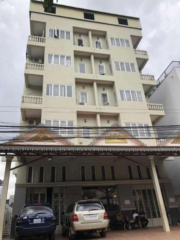 Apartment  For  Rent in Toul Sangke Phnom Penh