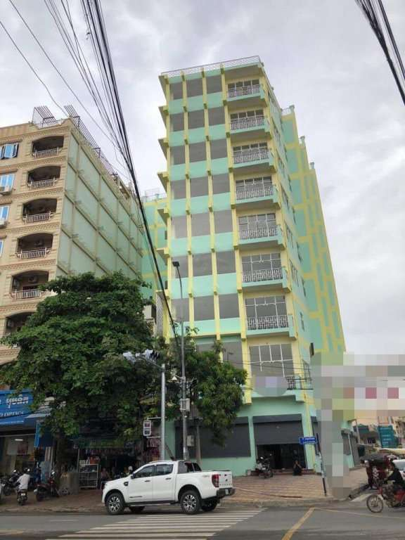Building For rent in Toul Kork