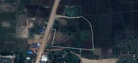Sale Plot of land Ponhea Lueu