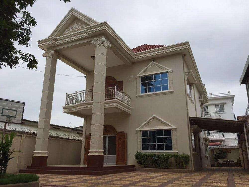 Villa for Sale - Toul Tom Pon, Phnom Penh
