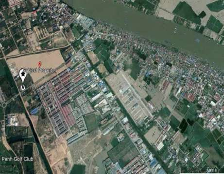 Sale Plot of land Phnom Penh