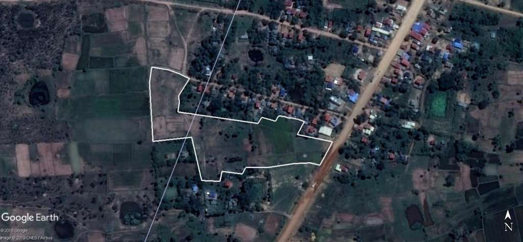 Land For Sale - Odongk , Kompong Speu Province