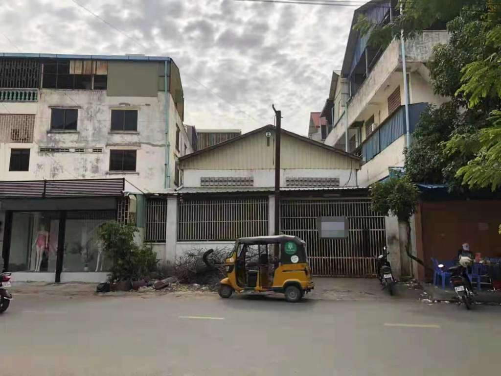 Land for Sale in Toul Tom Pong , Phnom Penh