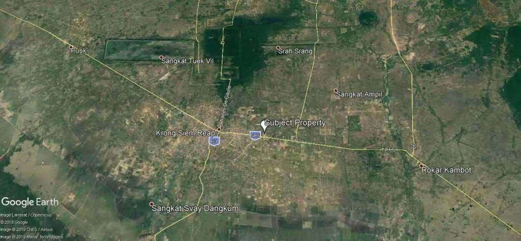 出售 商业用地 Siem Reap