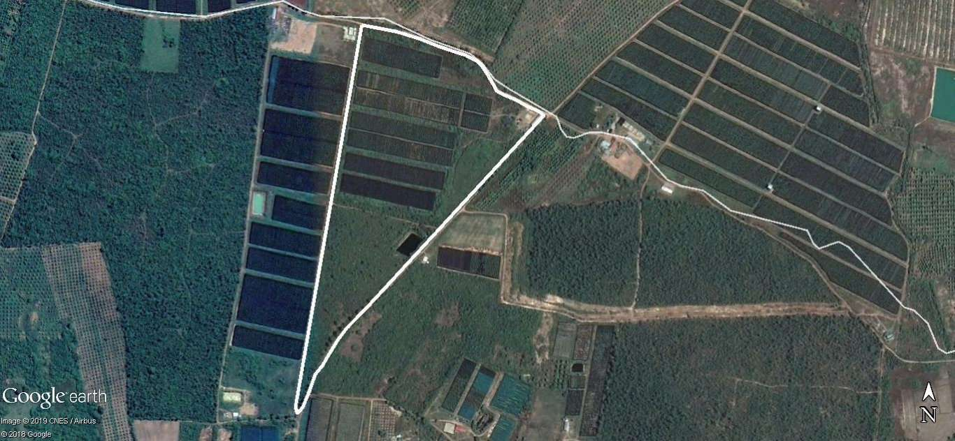 Sale Plot of land Kep