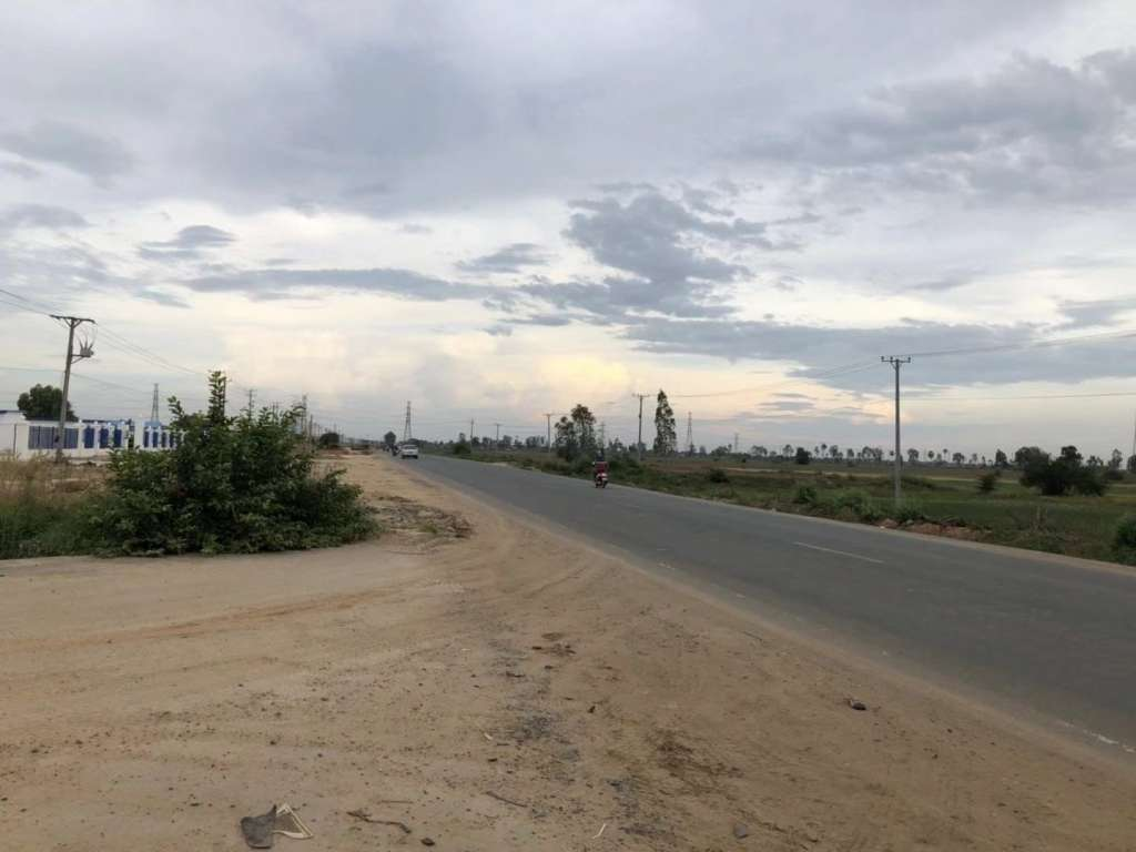 Land For Sale Kampong Speu