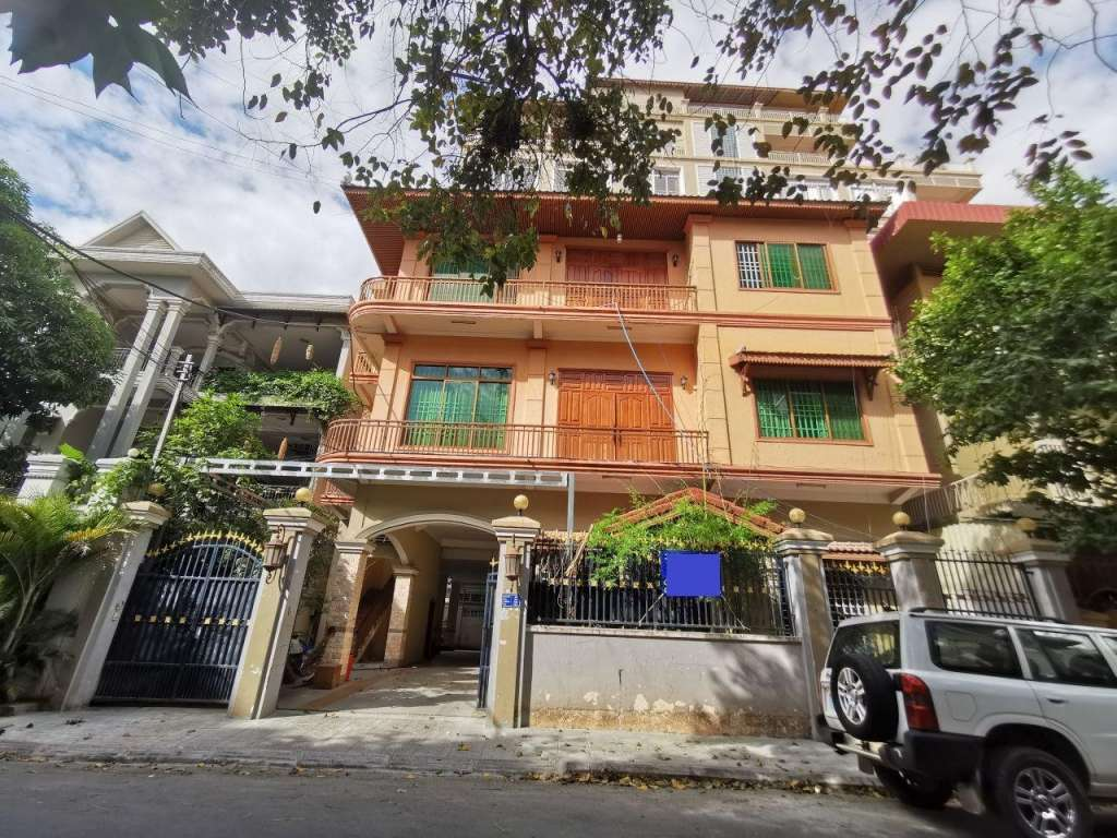 Rental Building in Khan Chamkarmon , Phnom Penh