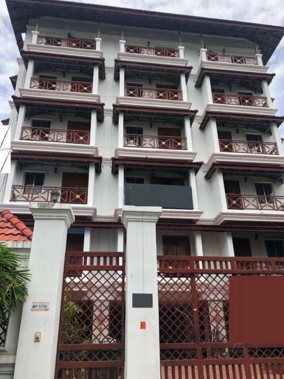 Rental Building in Khan Doun Penh, Phnom Penh