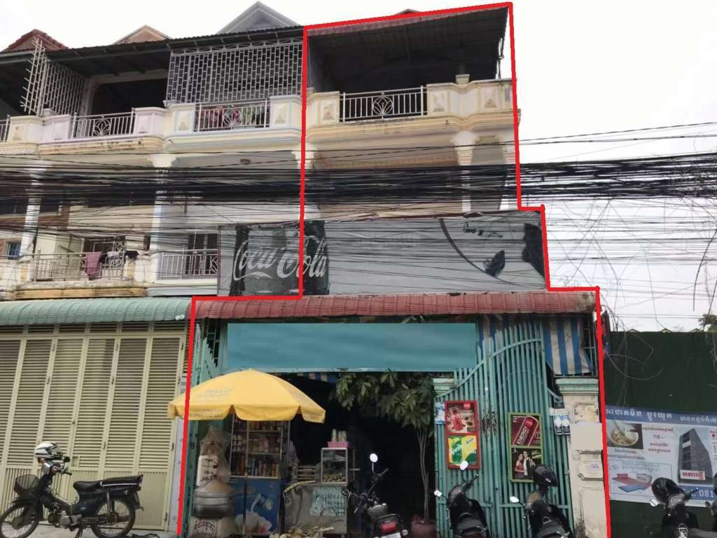 Shophouse for Sale at Beng Salang