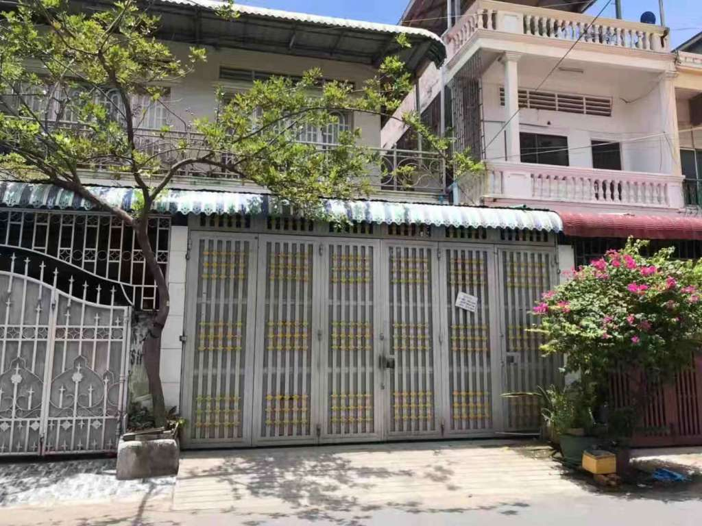 Rental House at Toul Tom Pong, Phnom Penh