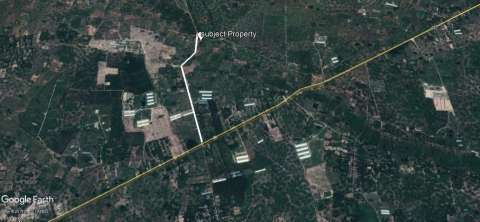 Sale Plot of land Odongk