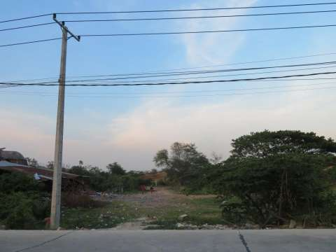 Sale Plot of land Russey Keo