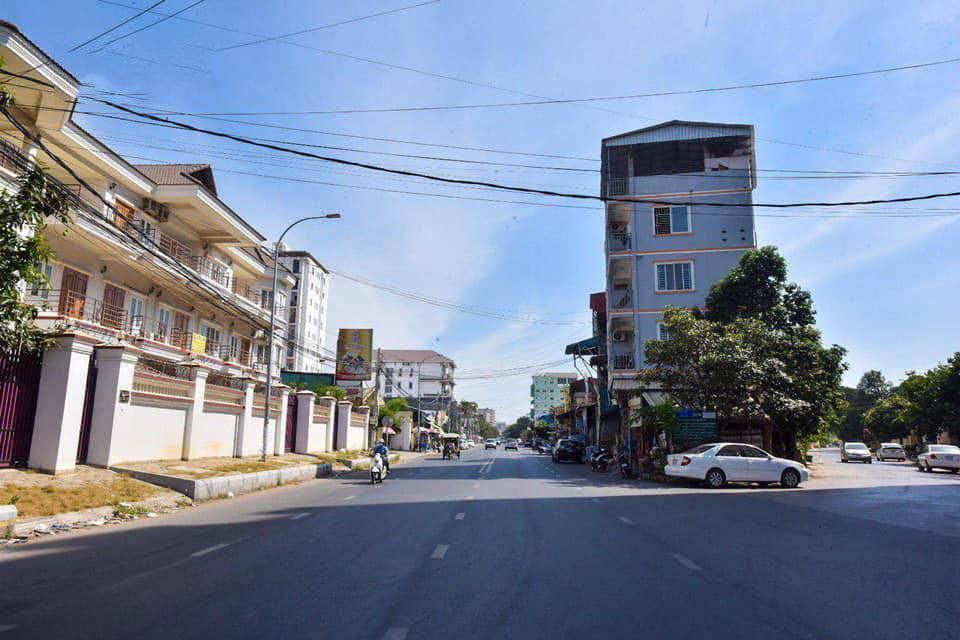 出租 建筑 Toul Kork Boeng Kak 2