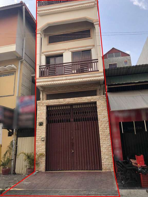 Shophouse For Rent