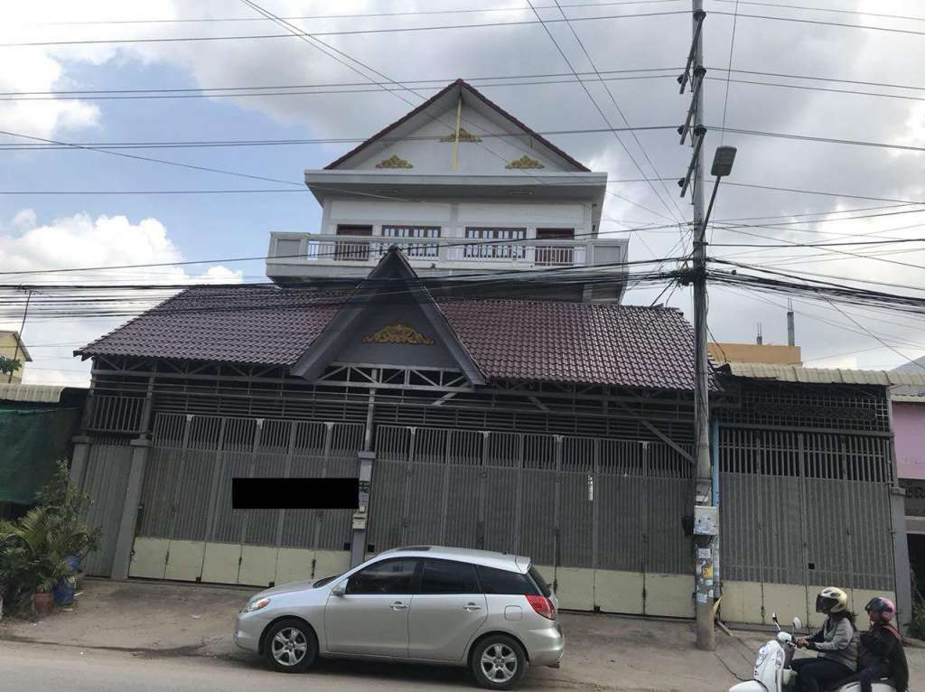 House for sale and rent at Boeung Tumpun
