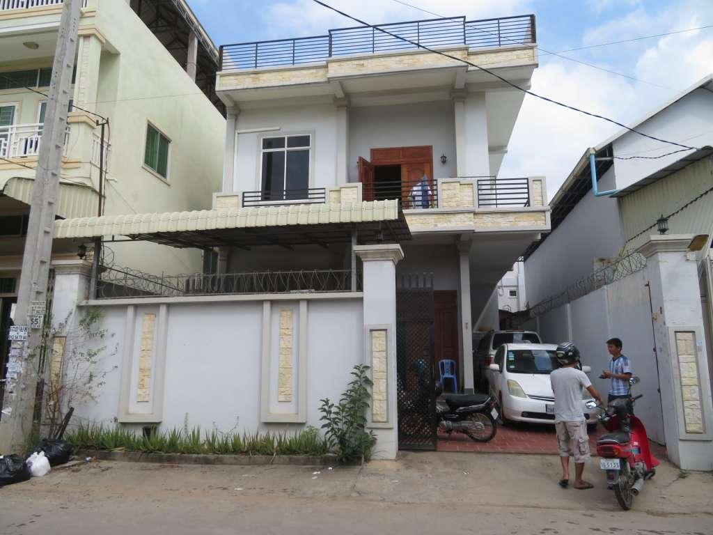 លក់ វីឡា Sen Sok Phnom Penh Thmey