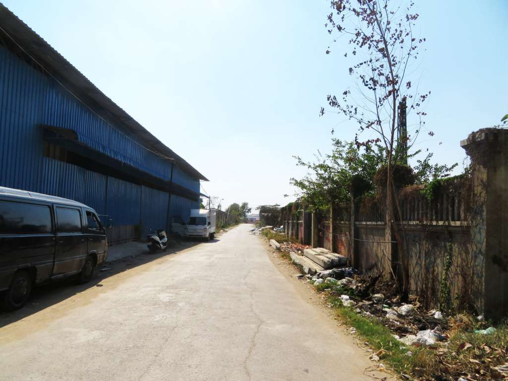 出租 商业用地 Sen Sok Phnom Penh Thmey