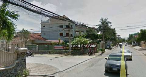 Sale Plot of land Toul Kork