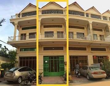 Rental Flat House Sen Sok
