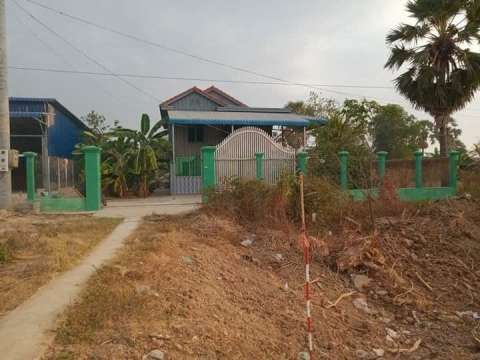 Sale House Moung Ruessei