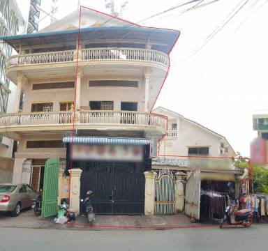 Sale Shophouse Toul Kork