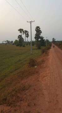Sale Plot of land Prasat Bakong