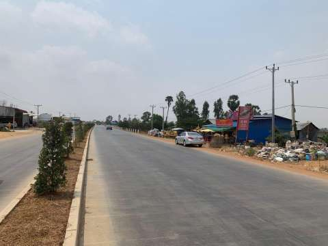 Sale Commercial land Dangkao