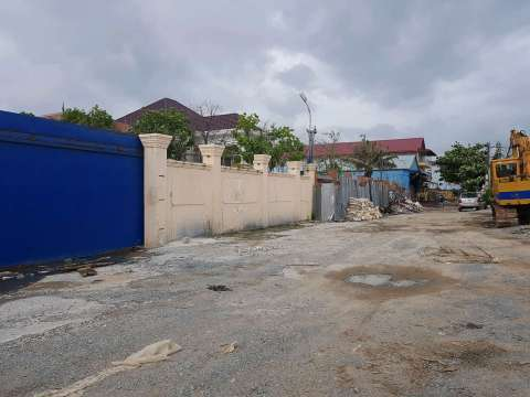Sale Plot of land Por Sen Chey