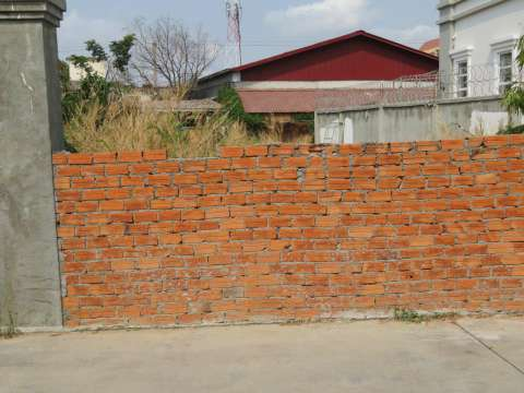Sale Commercial land Sen Sok
