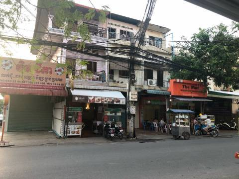 Sale Shophouse Chamkarmon